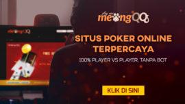situs poker terpercaya